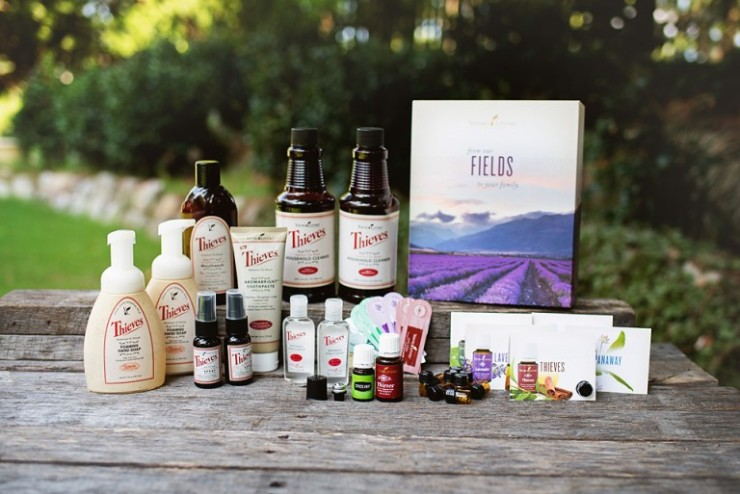 thieves starter kit young living
