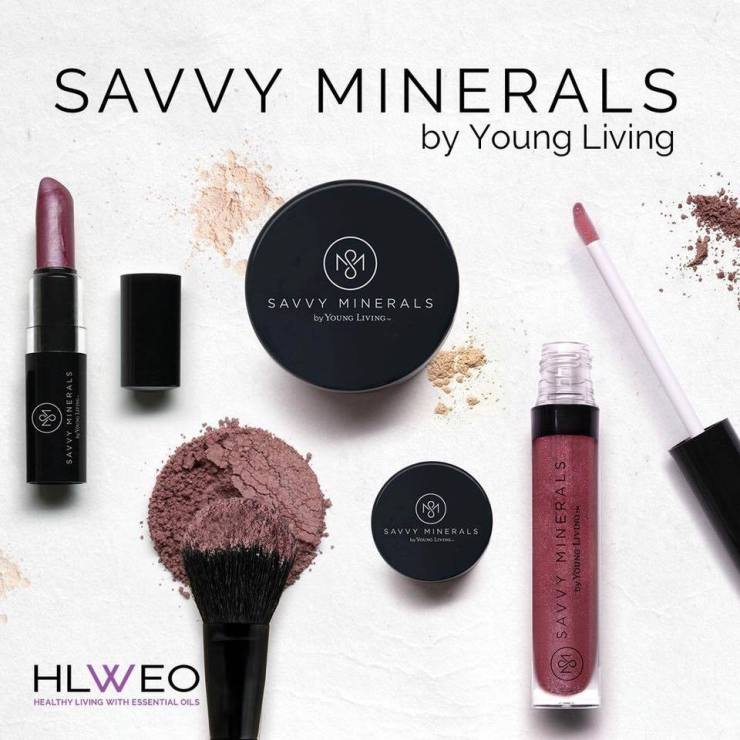 savvy mineral makeup sweet savvy young living makeup