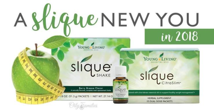 slique plant based weight management support binghamton